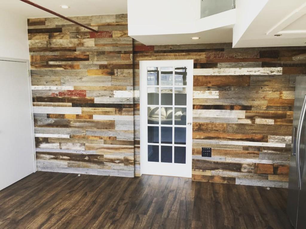 Lounge -barnwood