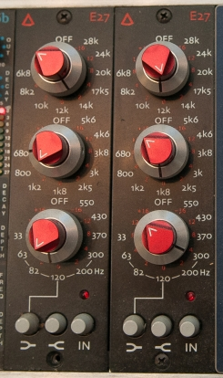 AVEDIS E27 3-Band EQ (x2)