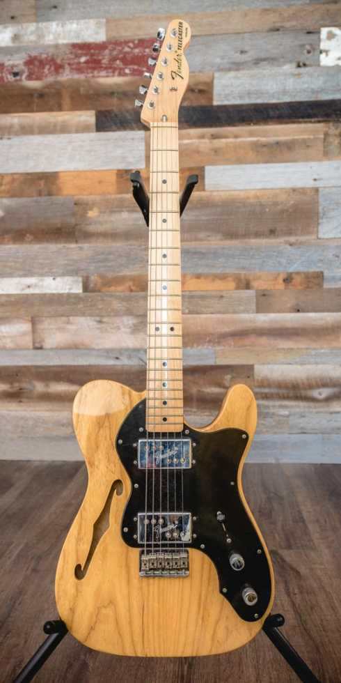 FENDER Telecaster – '72 Thinline RI