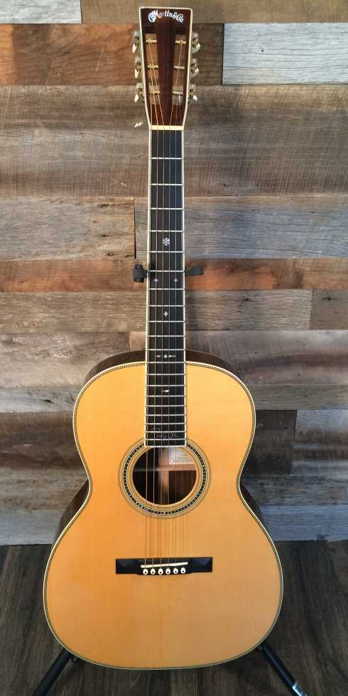 MARTIN 000-40S Mark Knopfler Signature Edition