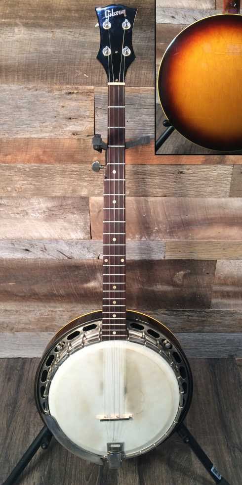 GIBSON RB-250 Banjo