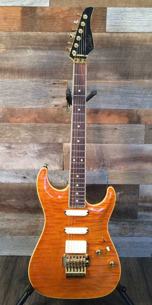 SUHR Carve Top Standard