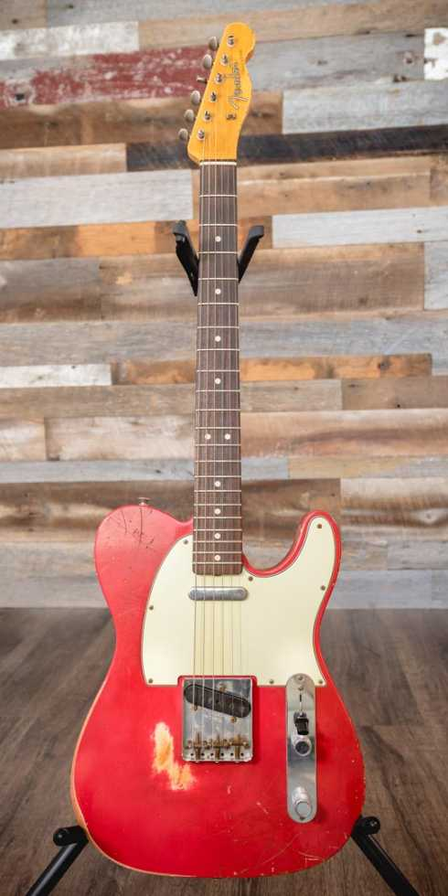 FENDER CUSTOM SHOP Telecaster '63 RI