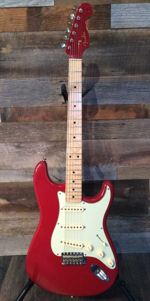 FENDER CUSTOM SHOP Stratocaster '58 RI