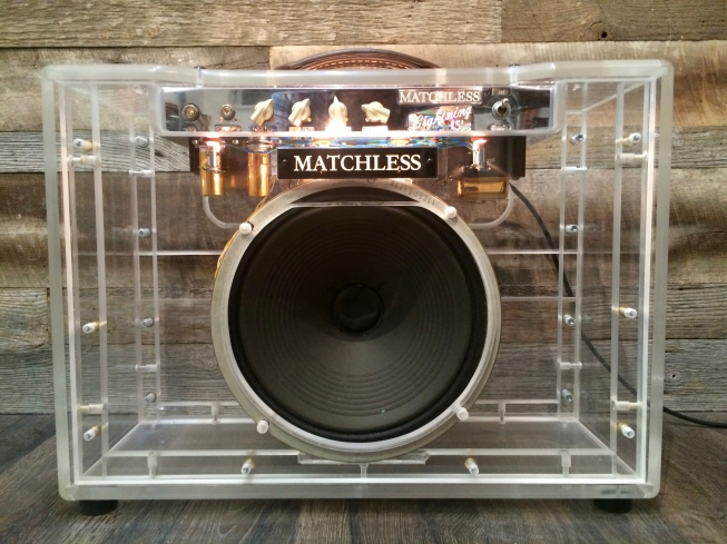 MATCHLESS Lightning 15 Custom Plexi