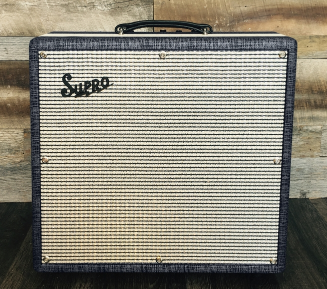 SUPRO 1695T Black Magic
