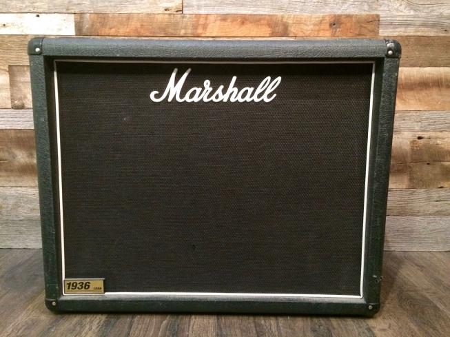 MARSHALL 1936 2×12 cabinet
