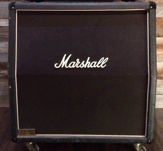 MARSHALL 1960A 4×12 cabinet