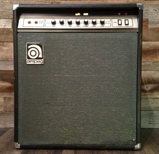 AMPEG VT-40