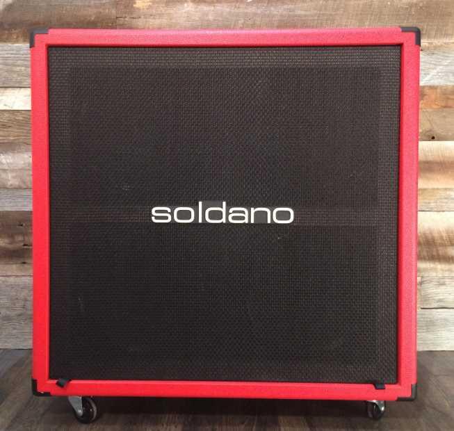 SOLDANO Lucky 13 cab
