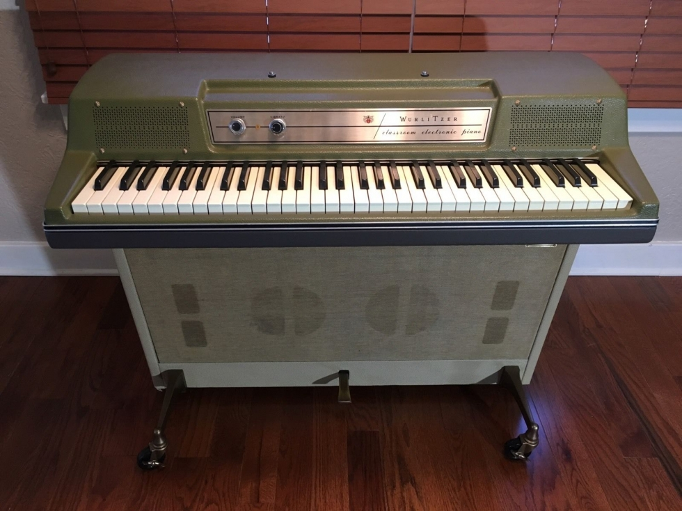 WURLITZER 200A/214 Electric Piano (1972)