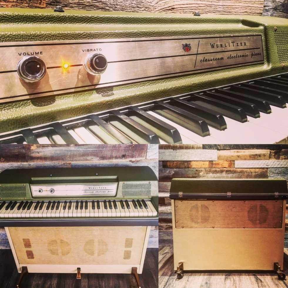 WURLITZER 200A/214 Electric Piano