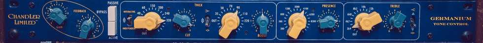 CHANDLER LIMITED Germanium Tone Control