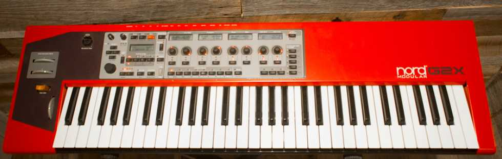 NORD G2X Modular Synthesizer