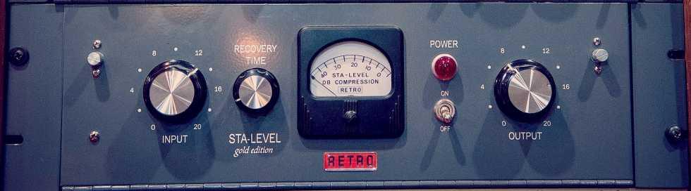 RETRO INSTRUMENTS STA-Level